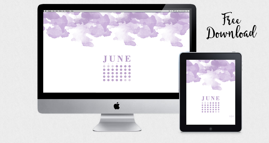 Calendar Wallpaper Ipad : June desktop and ipad wallpaper free download b superb