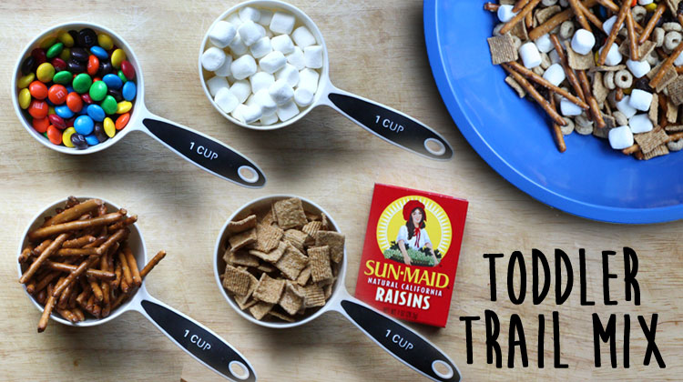 Toddler Trail Mix