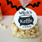 Halloween Treat Bag – Witch's Kettle Corn