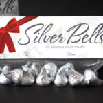 Christmas Treat Topper – Silver Bells