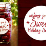 Sweet Holiday Treat Printable
