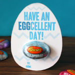 Eggcellent Easter Treat – Free Printable
