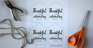 Host Gift Tag – Free Printable